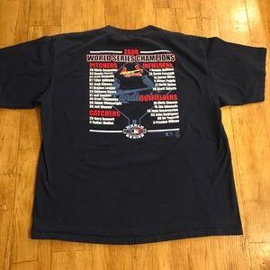 VF IMAGEWEAR Shirts - 2006 World Series Campions Cardinals T-shirt